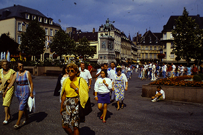 Voyage à Luxembourg