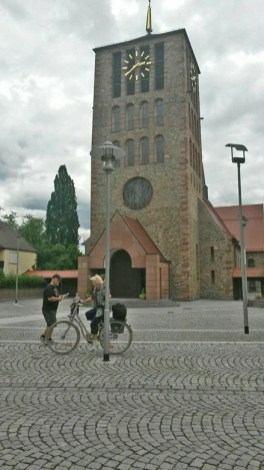 Kirche in Stockstadt
