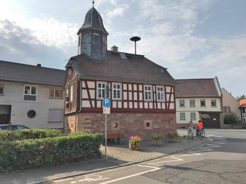 Rathaus von Schlierbach