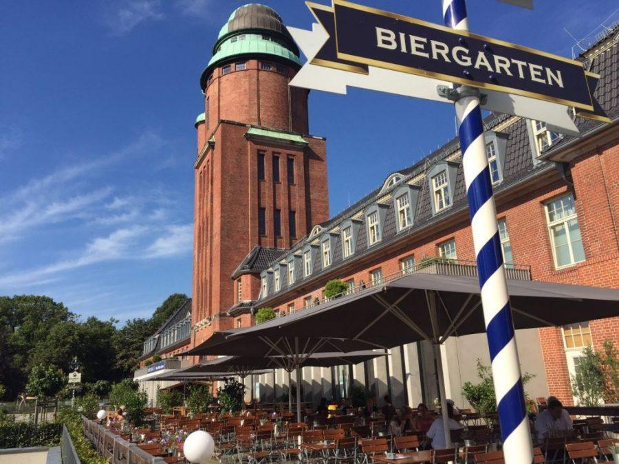 10x Biergärten in Hamburg, Quartier 21 Gasthaus, foto door Quartier 21 Gasthaus | Standort Hamburg