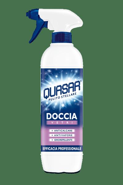 Detergente per Vetri Quasar  Classico Doccia e con Ammoniaca
