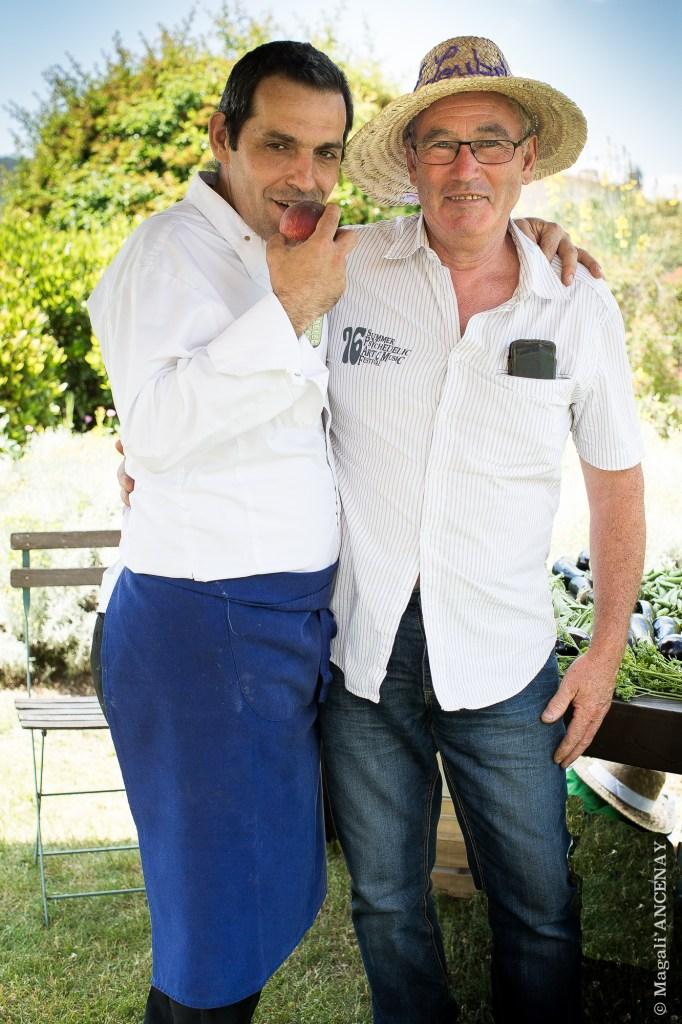 Cyril LAPEYRE & Jean Michel RAYMOND