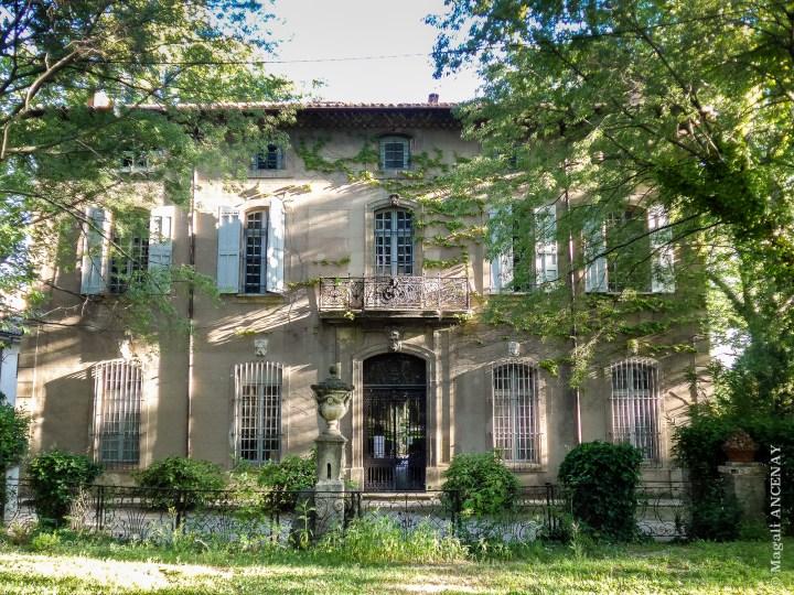 Merveilleuse Bastide du Jas de Bouffan, ancienne demeure de Paul Cézanne