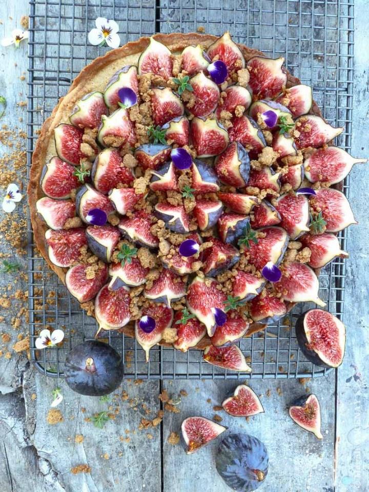 tarte aux figues et l 39 amande deux beaux produits de notre provence. Black Bedroom Furniture Sets. Home Design Ideas
