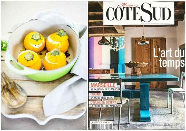 Magazine Côté Sud numéro 162 Oct/Nov 2016