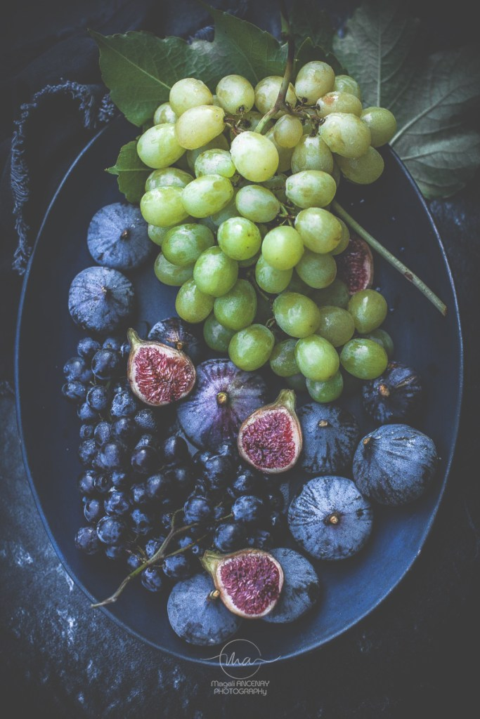 tarte figues - Magali ANCENAY PHOTOGRAPHE CULINAIRE