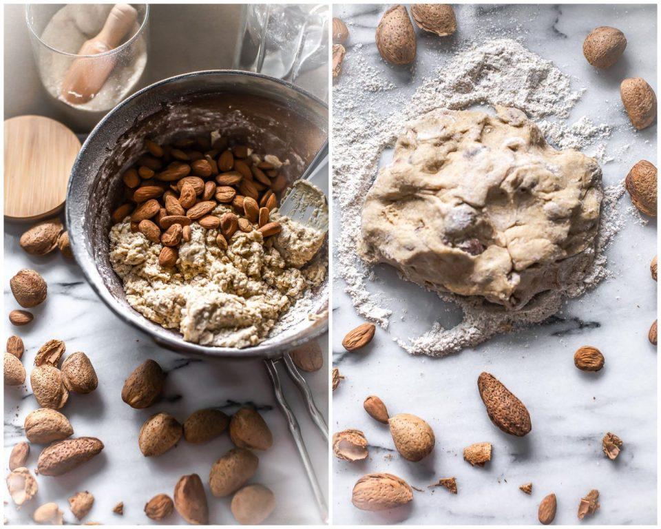 croquants aux amandes - Magali ANCENAY Photographe Culinaire