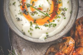 Poulet du dimanche - Magali ANCENAY Photographe Culinaire