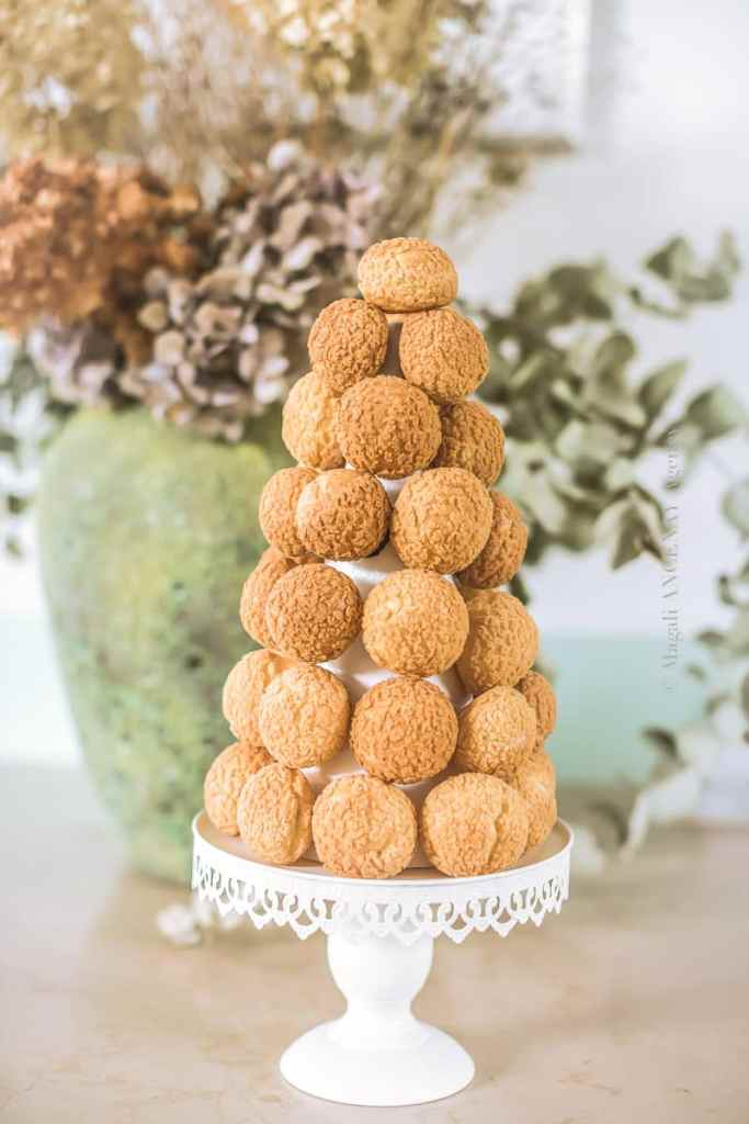Croquembouche - Magali ANCENAY Agency