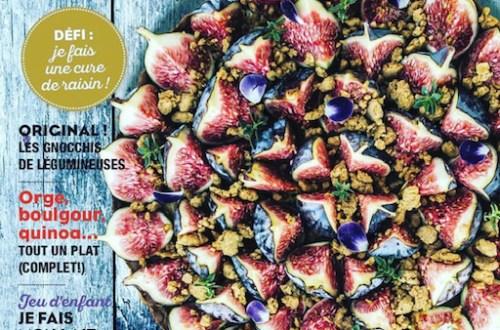 Magazine Esprit Veggie numéro 10