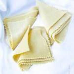 Premières pâtes fraîches maison - Magali ANCENAY