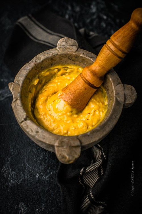 Sauce rouille - Magali ANCENAY
