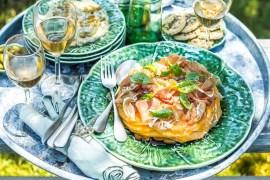Melon jambon du Chef Zanoni Simone - Magali ANCENAY