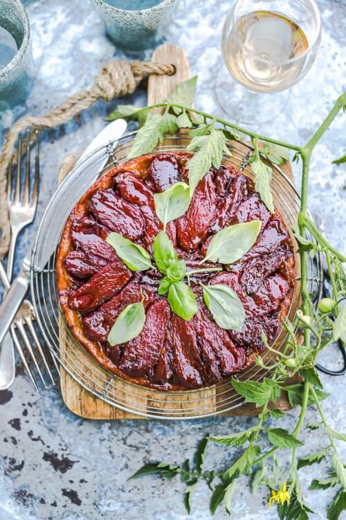 Tatin de tomate - Magali ANCENAY