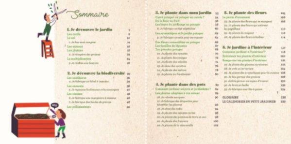 Mon premier livre de jardinage - 5