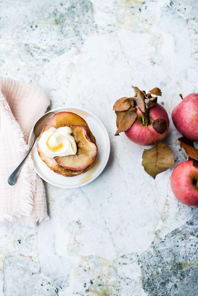 Millefeuille aux pommes - Magali ANCENAY-