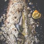 Bar en croûte de sel - Magali ANCENAY