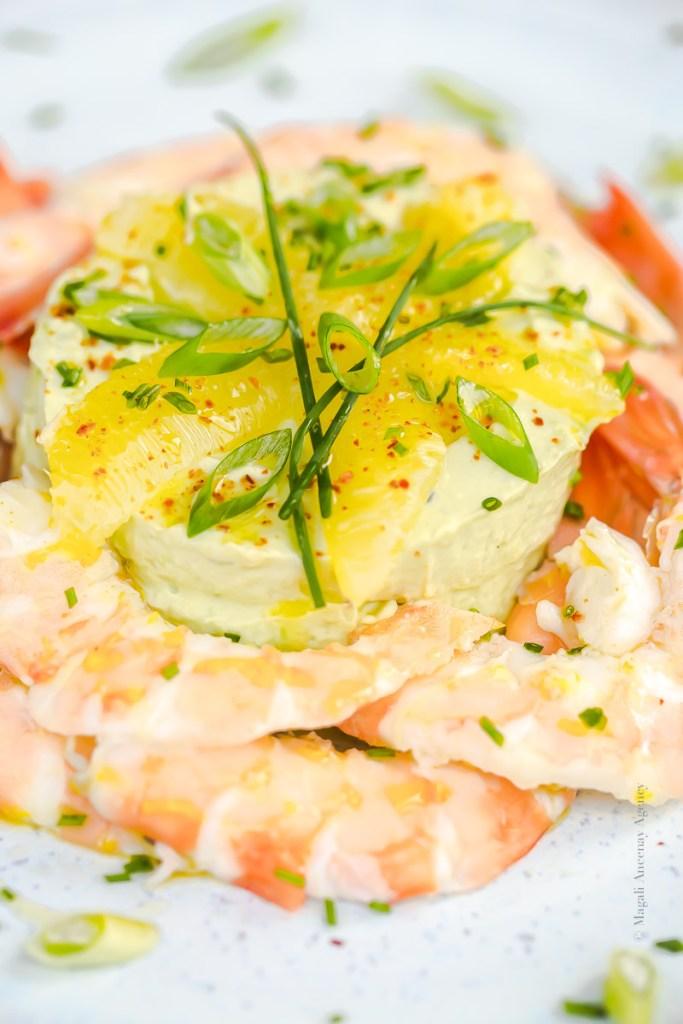 Avocat crevette - Magali Ancenay