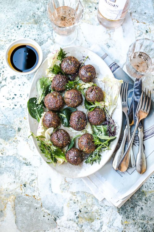 Boulettes sans viande - Magali Ancenay