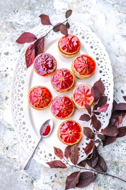 Cake à l'orange Pierre Hermé - Magali ANCENAY