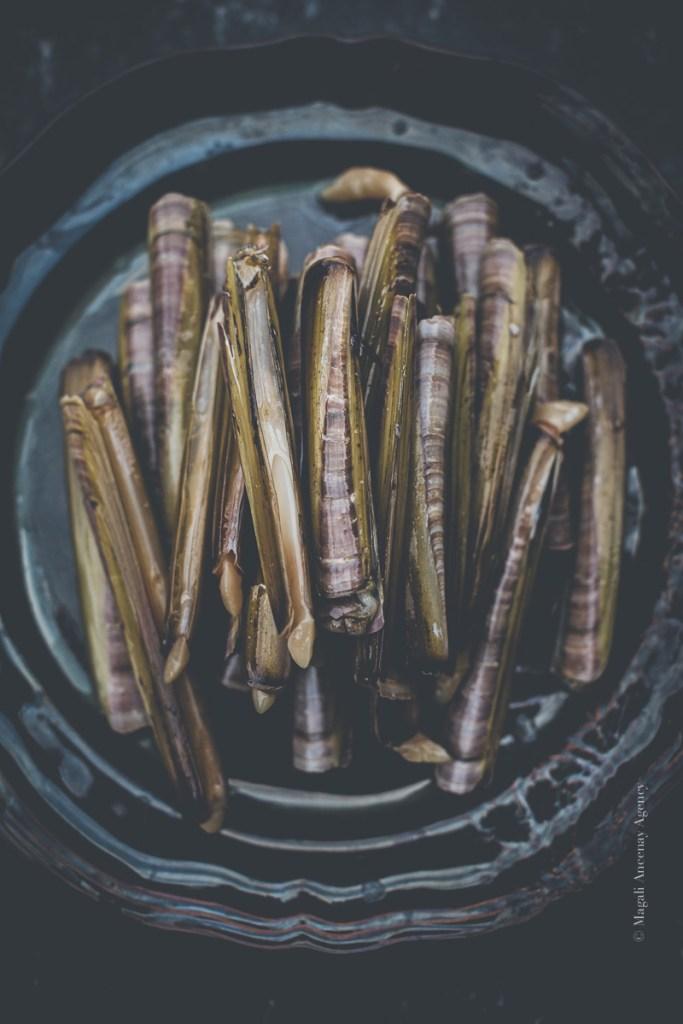 Délicieux couteaux - Magali Ancenay