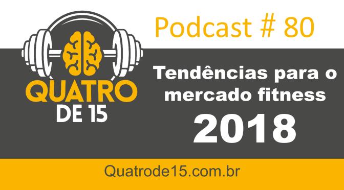Podcast #80 – Tendências para o mercado fitness 2018