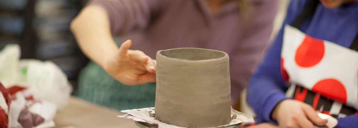 intro to pottery