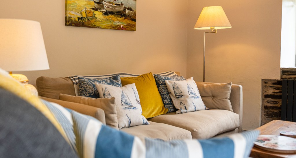 A home from home, all our apartments are furnished to a high standard