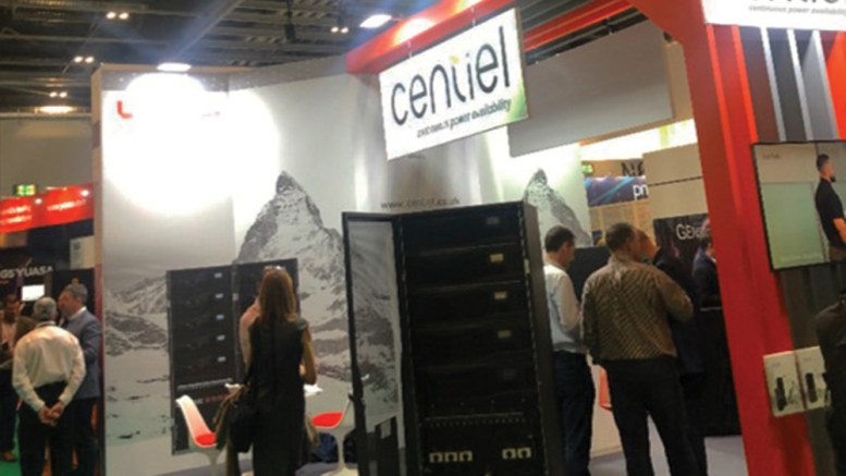 CENTIEL to Show Industry Leading Agile UPS Solutions at DCW 2020