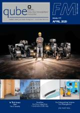 Qube Magazine April 2020