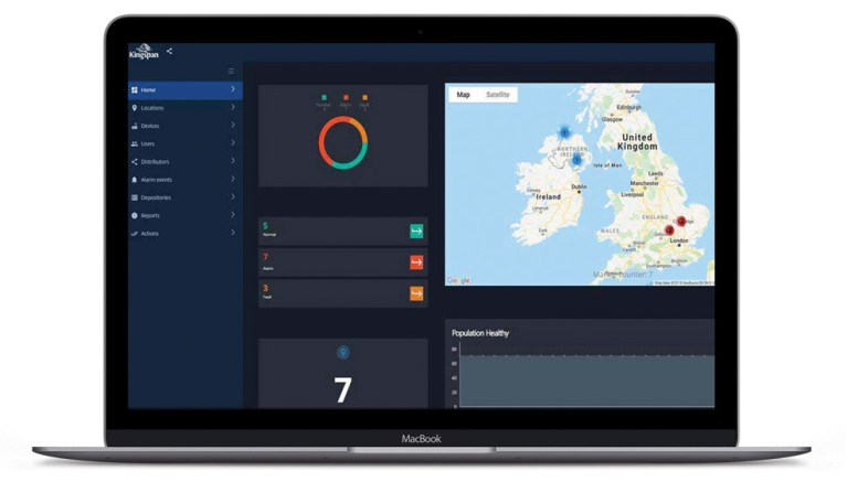 Effortless Management of Your Drainage Assets with Kingspan's SmartServ Pro Asset Management Tool