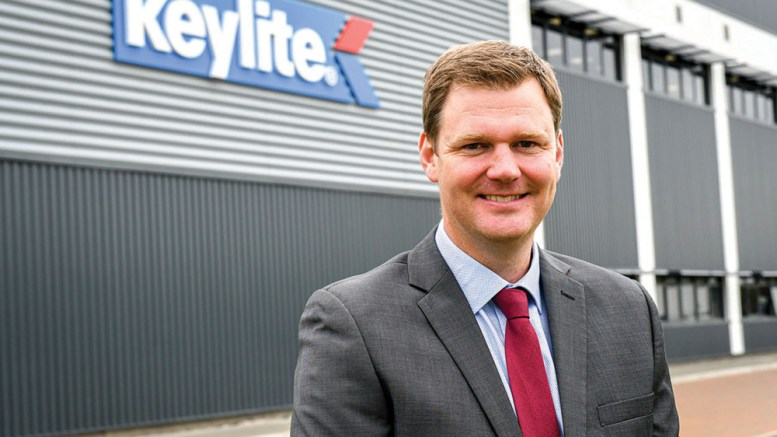 Jim Blanthorne appointed as MD for Keylite Roof Windows