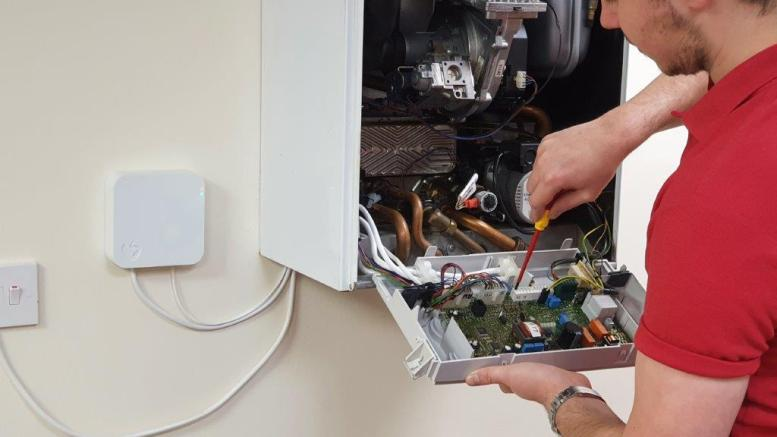 HOMESERVE TRIALLING SMART BOILER CONTROL TECHNOLOGY FROM VERICON SYSTEMS