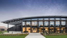 New low energy headquarters delivers biodiversity for CABI