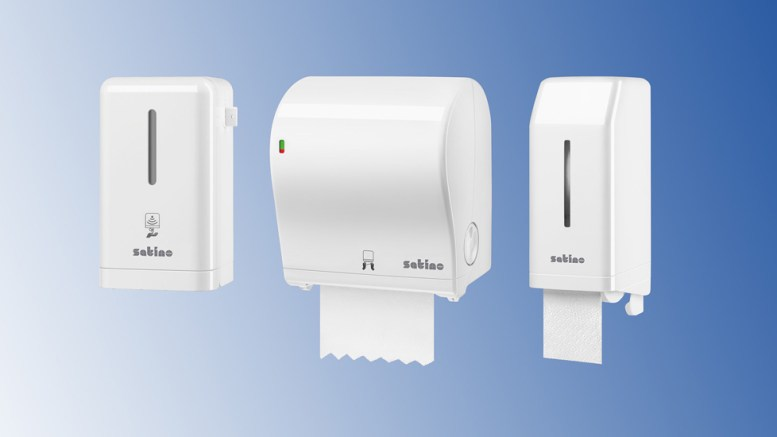 Introducing a new Era of washroom solutions: Satino by WEPA