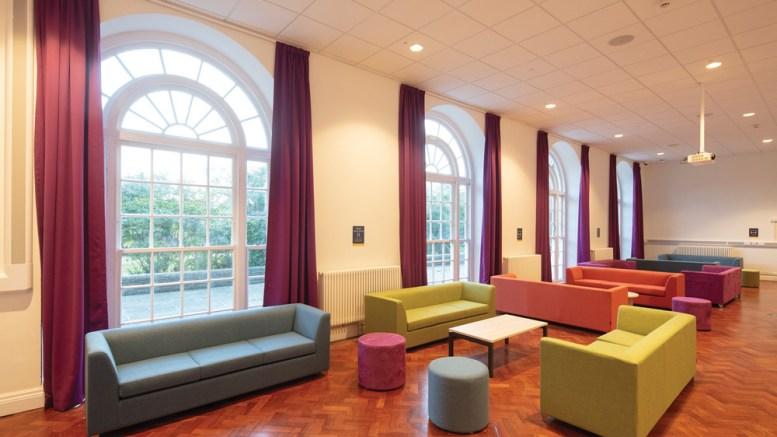 LEB Construction celebrates Pantycelyn Halls project