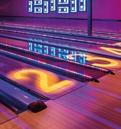 bowling qubicaamf lanes xtreme capping lights banner jpg [ 1900 x 668 Pixel ]