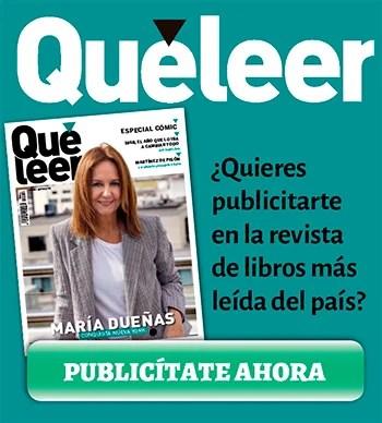 Publicidad en la revista Qué Leer