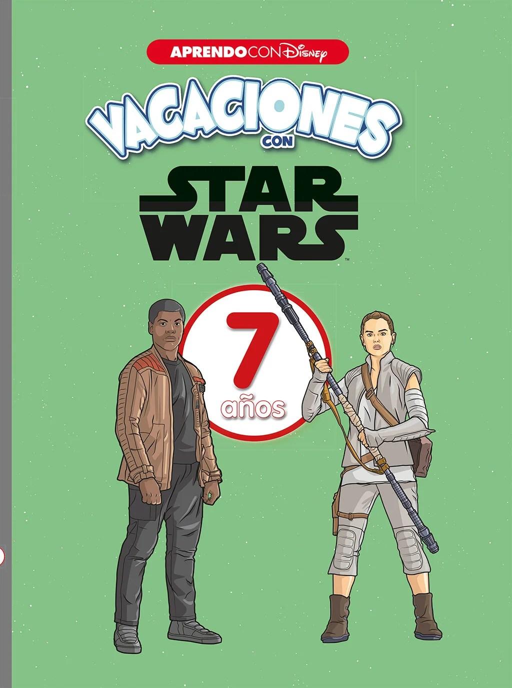 Cuadernos de verano. Vacaciones con Star Wars