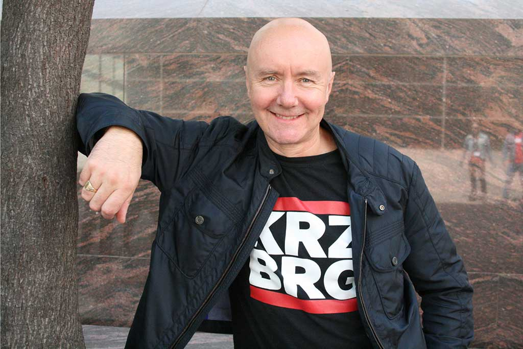 QUIZ IRVINE WELSH
