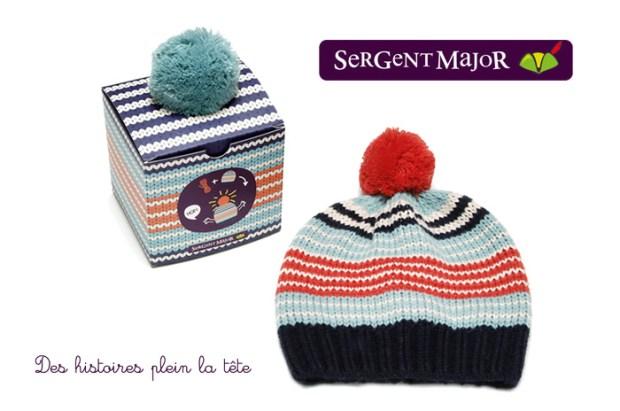 pompon-sergent-major