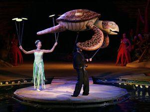 El circo acuático de 'The Cirkid' visitará Vigo