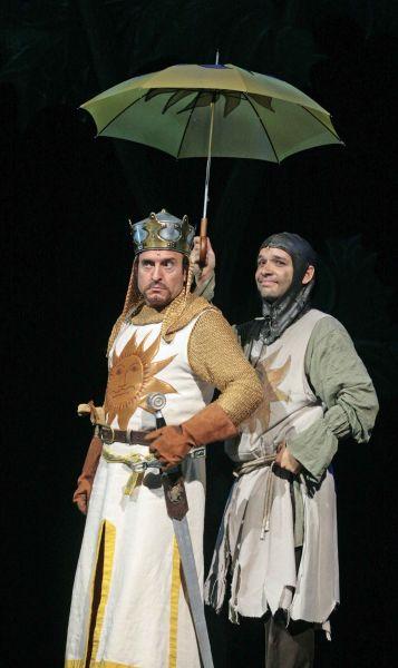 'Spamalot': Monty Phython en Madrid