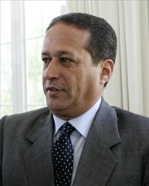 El presidente del Senado dominicano pide detallar a Preval la ayuda del país a los haitianos