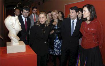 """El Museo Arqueológico Regional ofrece 30 esculturas en la exposición """"Rostros de Roma"""""""