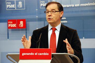 """PSN critica la """"desidia"""" del Gobierno foral para aplicar la ley de Memoria Histórica en Navarra"""