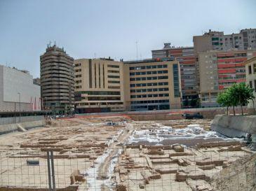 Gobierno murciano declara BIC los restos arqueológicos del yacimiento de San Esteban en Murcia