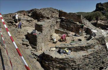 Hallan en Jaén restos de gran valor para explicar la Edad del Bronce