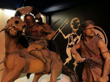 Más de 25.000 salmantinos visitan 'Íberos. Nuestra civilización antes de Roma'