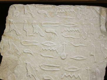 Egipto recupera ocho piezas arqueológicas robadas en Saqqara y localizadas en Catalunya
